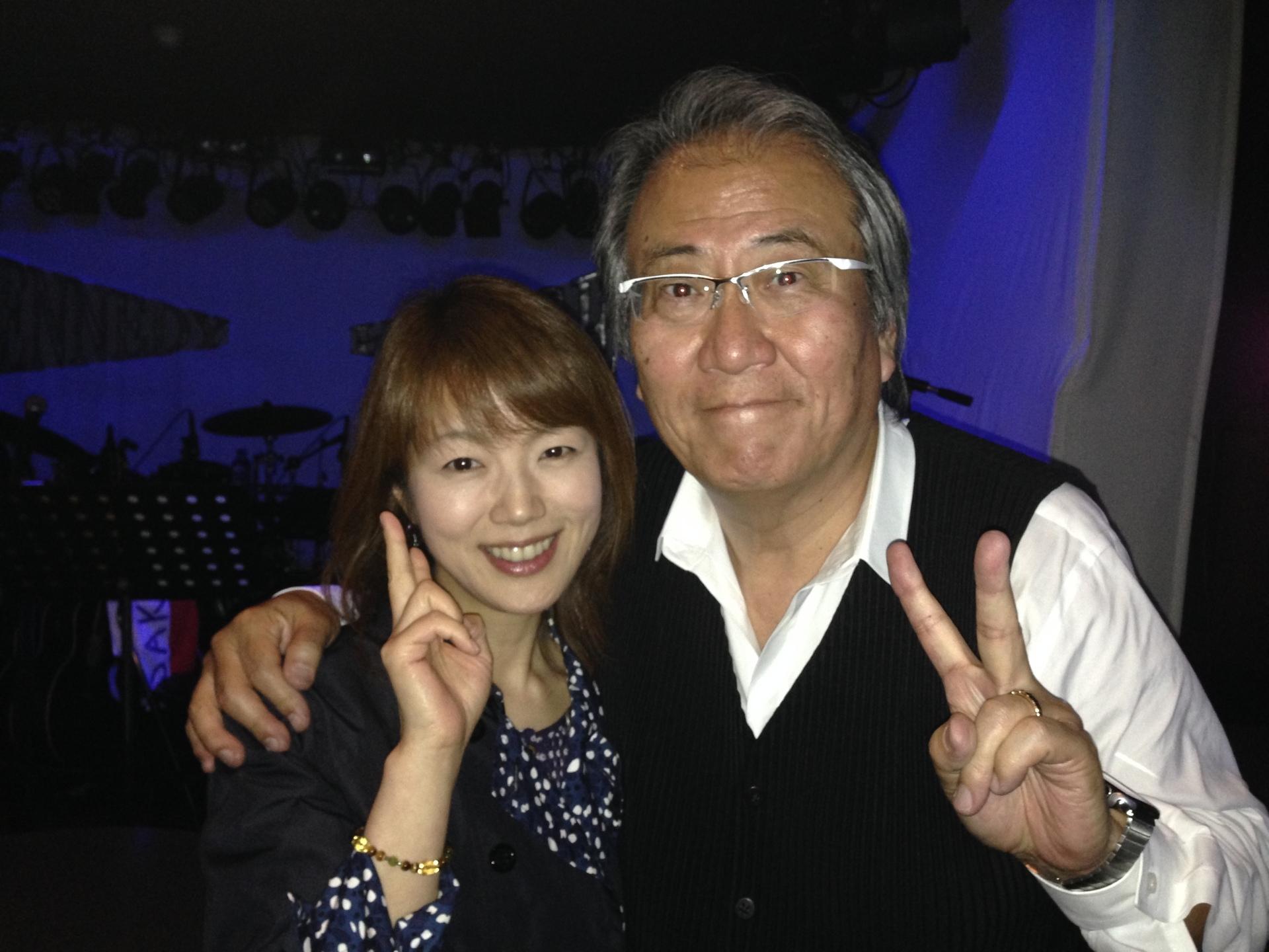 上原徹さんのLIVE!: 亜海れい子...